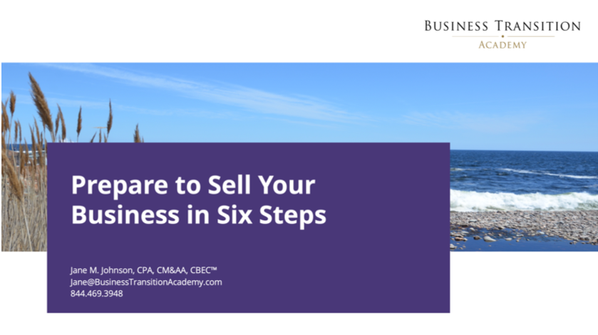 NO BORDER Webinar Thumbnail_Prepare to Sell Six Steps